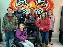 A Tiger's touch: transition students sell custom crafts - The Macon Co.  Times - Lafayette, TN