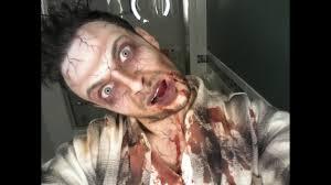 walking dead zombie makeup tips