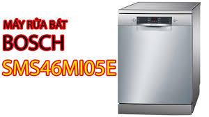 Máy Rửa Bát Bosch SMS46MI05E - Pico.vn - YouTube