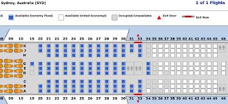 united ipte 777 200 seat map