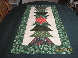 quilted table runner patterns free easy