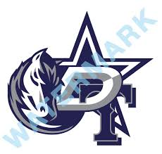 Dallas Cowboys Stars Mavericks Rangers Mash Up Vinyl Decal Sticker 1 Sportz For Less