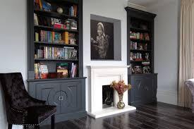 custom made living rooms display tv