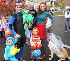 diy finding nemo costumes fun