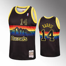 Shop Official Denver Nuggets Gary Harris Apparel At NBA Online Store