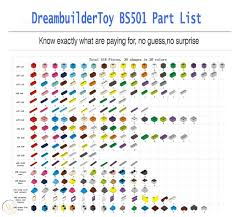 500 New Compatible To Lego Bulk Bricks Lego Lot Parts Door Windows Roofs Fence 1813778611