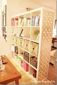 25 Creative Ideas For Using Bookshelves As Room Dividers