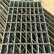 China Building Materials Expanded Metal Lowes Galvanized Steel Grating China Galvanized Steel Grating Hot Dip Galvanized Grating