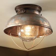 white river fisherman s ceiling light