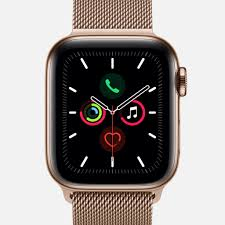 Apple Watch Series 5 GPS + Cellular Stainless Steel Case 40mm With  Stainless Steel Milanese Loop – HODINKEE Shop