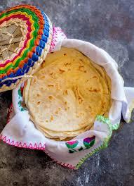 grandma s flour tortilla recipe easy