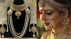 beautiful bridal jewelry wedding ideas