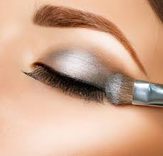 silver eye shadow makeup 31485 beauty
