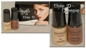 airbrush makeup 2 pc brightening glow
