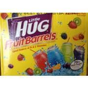little hug fruit barrels 75 less