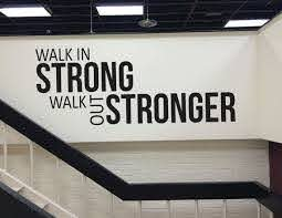 Pin On Motivational Gym Wall Decals