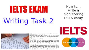 ielts writing task 2 essay