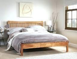 dark wood bed frame skillstreet co