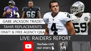 Las Vegas Raiders In NFL Free Agency ...