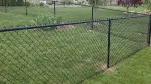 Residential Chain Link Fence Installation Milwaukee Fence Finders