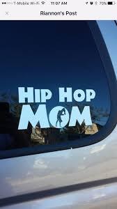 Dance Mom Car Decal Spillthebeansetc Com