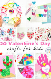 26 valentine crafts for preers