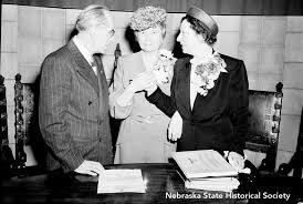 Flashback Friday: Helen Keller Shocked at Nebraska's Poor ...