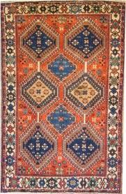 orange yalameh rug and carpet