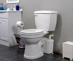 5 macerating upflush toilets