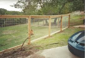 Decorative Cattle Panel Fencing B C Fence
