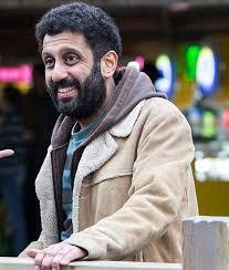 Adeel Akhtar Back To Life Billy Shearling Jacket - Jackets Creator