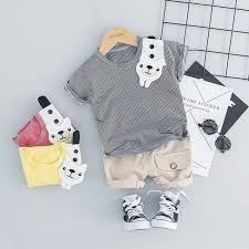 kids clothes sets new baby for boys
