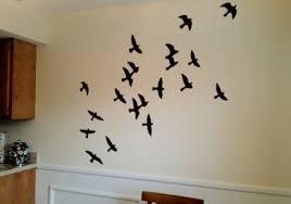 Flock Of Birds Wall V2 Decal Sticker La Buy Online In Guernsey At Desertcart