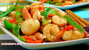 Spicy Seafood - YouTube