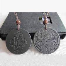 necklace quantum pendant negative ion