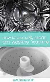 washing machine clean mama