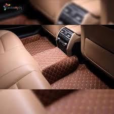 Custom Car Floor Mat in Leather – Customein