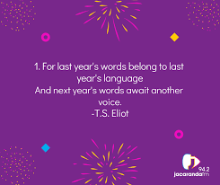 ten positive quotes to usher in the new year
