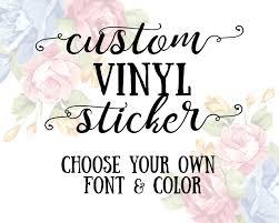 Custom Vinyl Decals For Cups Custom Vinyl Stickers Monogram Stickers Logos Custom Car Decal Cute Vinyl Stickers Cheap Vinyl Stickers And Decals Equalmarriagefl Vinyl From Custom Vinyl Decals For Cups Pictures
