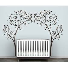 Tree Canopy Portal Wall Decal Tree Canopy Wall Decals Canopy