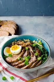 easy pork ramen the flavor bender