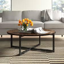 yessenia coffee table reviews allmodern