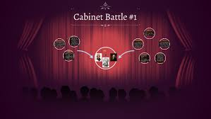 cabinet battle 1 by nicole coberly on
