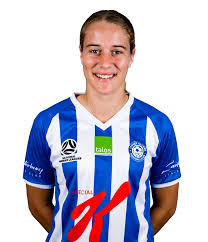 Courtney Nevin - Women's National Premier League NSW