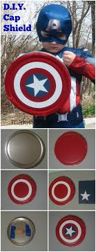 want to be like cap captain america