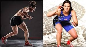 This female athlete, who qualified for the Rio Olympics, is sick of hearing  'You're too pretty to wrestle' | Trending News,The Indian Express