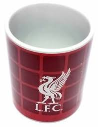 liverpool football ceramic cup official