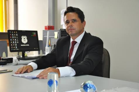 """Resultado de imagem para delegado-geral da Polícia Civil, Mário Dermeval Aravechia de Resende,"""""""