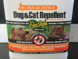 Liquid Fence Dog Cat Repellent Keep Cats Out Of Flower Beds Stop Dogs