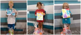 Victory Christian art contest winners get gift baskets (photos) | Stclair  Gallery | annistonstar.com